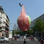 Brusselicious art, Parvis St Gilles
