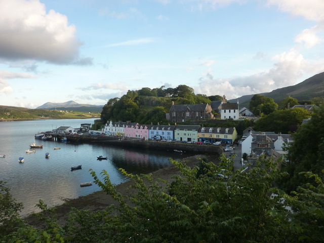 Portree, Isle of Skye,