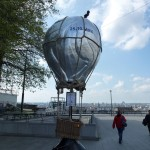 Brusselicious art, place Poelaert